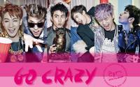 2PM - 4TH Album Go Crazy
