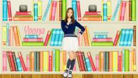 Yoona | Book Wallpaper