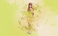 SooYoung | Green Theme