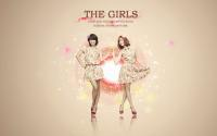 SooYoung & Jessica - The Girls