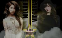 K-IDOL Superstar#1 Jihyun vs Victoria
