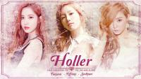 """TaeTiSeo Comeback with Holler"" Wallpaper"