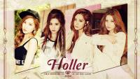 Seohyun TaeTiSeo 2nd Mini Album Holler