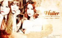 TTS Holler Wallpaper