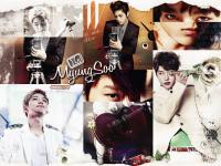 L {KIM MYUNGSOO} Wallpaper