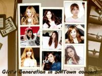 SNSD in SMtown