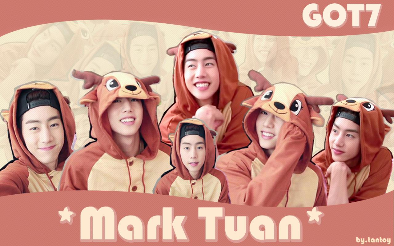 MARK TUAN [GOT7] Wallpaper by tantoy