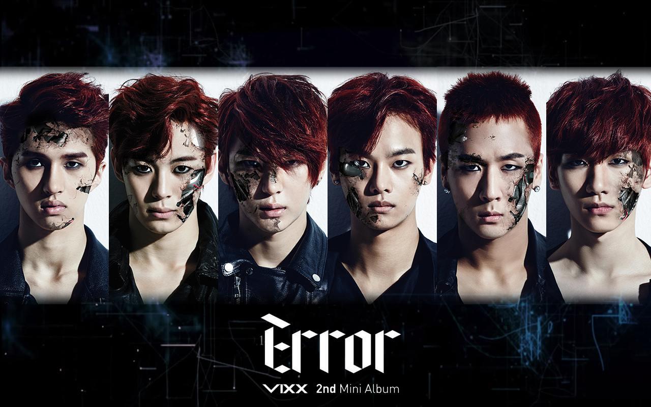 VIXX 2nd Mini Album