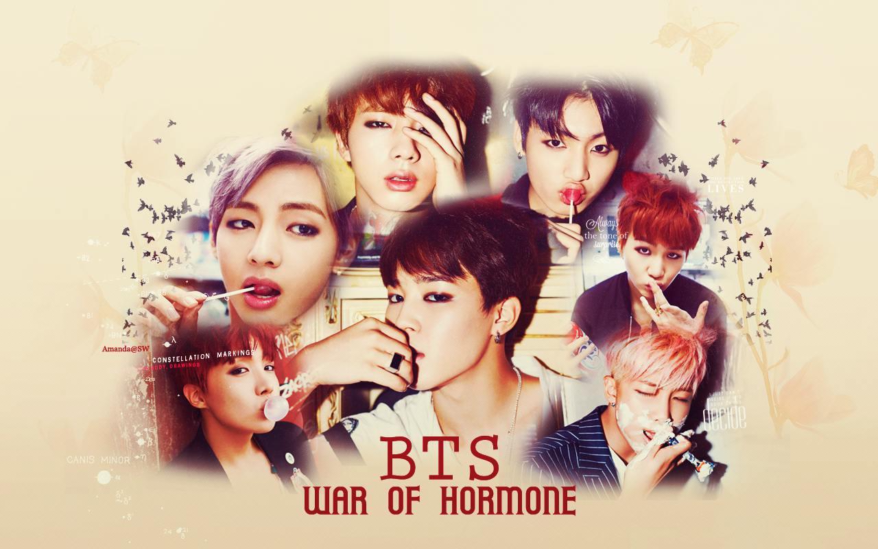 BTS War Of Hormones 방탄소년단  호르몬전쟁 K2Ost free mp3
