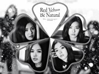 "RED VELVET ""BE NATURAL"""