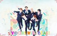 #5YearsWithBEAST