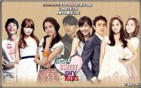 SNSD 4 Romance : Dream Sweet Shy Kiss