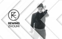 Zhoumi 1st Mini Album Rewind