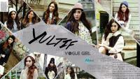 Yuri Tiffany Vogue Magazine