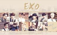 EXO x MCM Photobook Color ver.