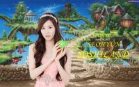 Seohyun In Soshiland The Green Apple : Seohyun