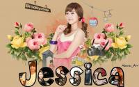 SNSD Smile & Nature : Jessica