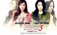 SNSD & F(X) : Jungsis 3 My Little Beast