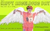 141122 Happy AngelDONG Day.