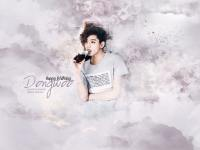 DongWoo Birthday