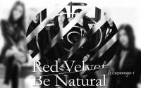 Red Velvet Be Natural Wallpaper Ver 2
