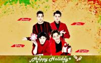 EXO M :: HAPPY HOLIDAY for LOTTE AD