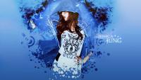 Jessica!! Blue Touch~~