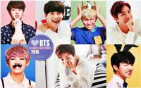 Bangtan || 2015 SEASON'S GREETINGS ||
