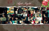 EXO-M :: Agit Night