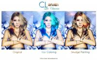 CL Hair Colouring & Smudge Painting