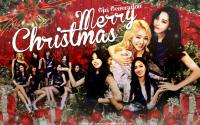 Merry christmas Girl Generation 2014