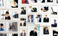 EXO :: MID Polaroid set