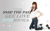 SNSD The Past 3 - Gee Love Jessica
