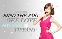 SNSD The Past 3 - Gee Love Tiffany
