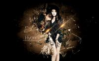 Hyorin :: wallpaper