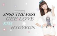 SNSD The Past 3 - Hyoyeon