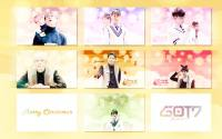 GOT7 {Set Merry Christmas}