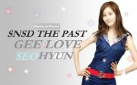 SNSD The Past 3 - Gee Love Seohyun + Merry Christmas