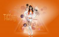 Tiffany Girls Generation orange