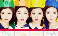 Red velvet Happines