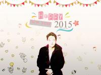 Happy New Year with bobby