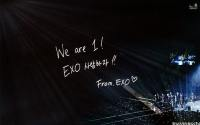Fr EXO : We Are One!