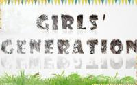 Girls generation shadow text