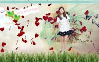 Choi Sooyoung:Hearts in the wind