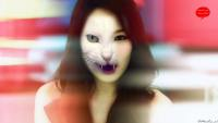 SNSD Animal Spirit : Taeyeon The Cat
