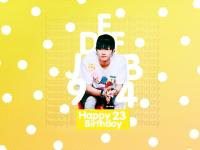 Happy Birthday DEFJB - GOT7