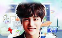 KAI BIRTHDAY [LATE POST]