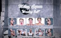 Miley Cyrus_Wrecking Ball ver.1