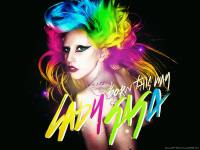 Lady Gaga Rainbow Hair ver.1