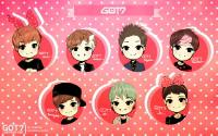 GOT7(Cartoon ver.)